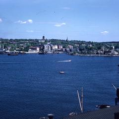 Stockholm bay