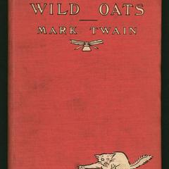 Editorial wild oats