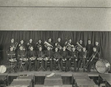 Platteville Normal School Band