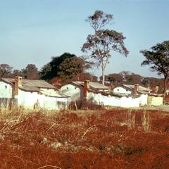 Old Water Works Housing Compound in Kitwe