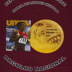 Maria Mutola : Orgulho nacional