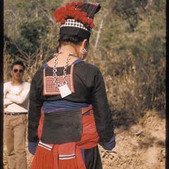 Kiu Katiam dress-rear