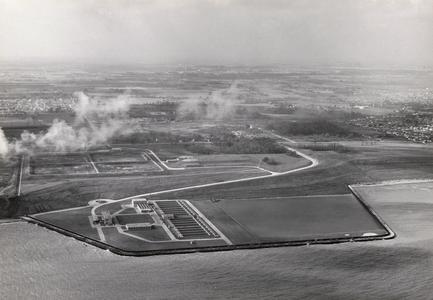 South Milwaukee sewage treatment plant