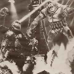 King Kong Print