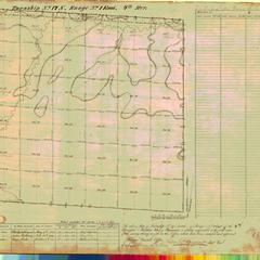 [Public Land Survey System map: Wisconsin Township 17 North, Range 01 East]