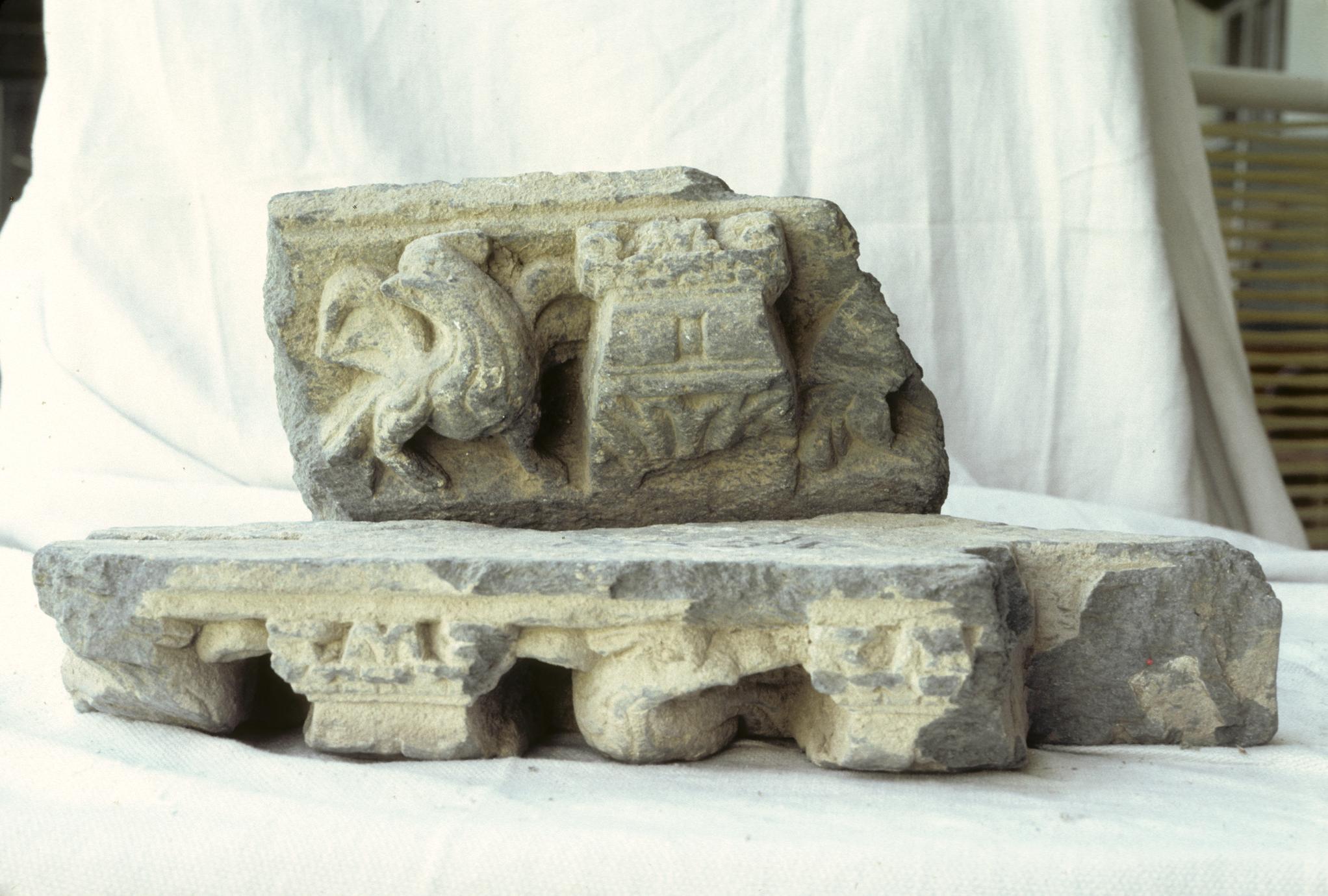 NG034, Cornice Fragment (1 of 3)