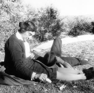 Estella Bergere Leopold with Starker