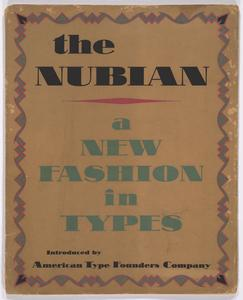 The Nubian : a new fashion in types