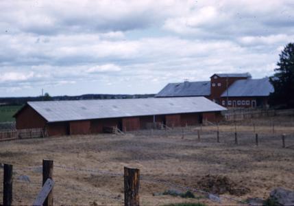 Swedish barn