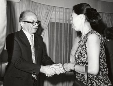 USAID and Lao personnel