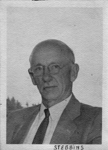Joel Stebbins, Washburn Observatory director