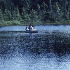 Water sampling North Temperate Lakes Long Term Ecological Research (LTER) (1)