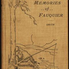 Boyhood memories of Fauquier