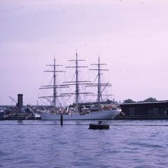 Danish sailing ship