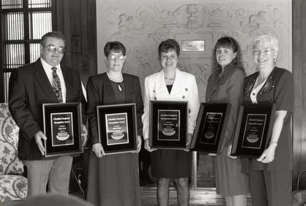 Victoria Bender, award recipient