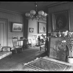 Z. G. Simmons residence - parlor