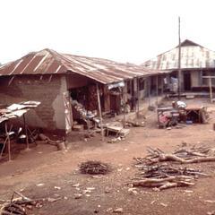 A Yoruba Compound