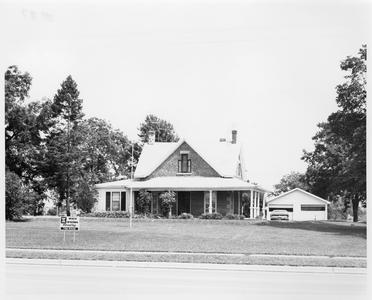 Cobblestone house, Janesville
