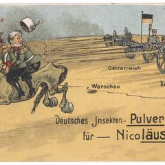 Deutsches Insekten Pulver für Nicoläuse!