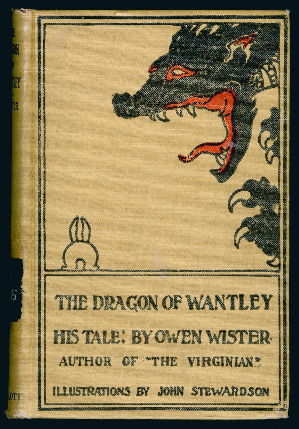 The dragon of Wantley : his tale (1 of 2)