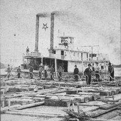 Iowa (Rafter/Packet, 1865-1900)