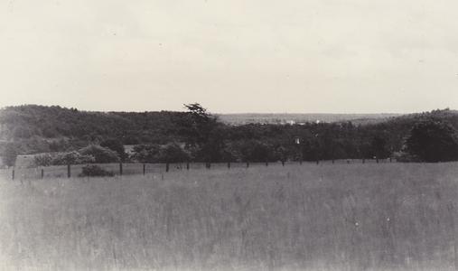 Oconto River valley