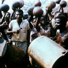 Drums and Rattles of Village Ensemble