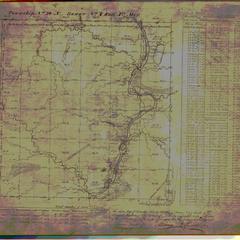 [Public Land Survey System map: Wisconsin Township 30 North, Range 07 East]