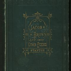 Jacob Brown and other poems