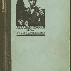 Abraham Lincoln : a play