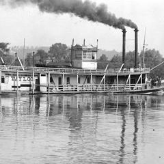 Enos Taylor (Towboat/Packet, 1893-1912)