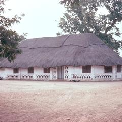 Old French Colonial House