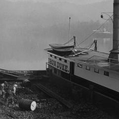Iron Duke (Tugboat, 1913-1935)