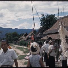 Muang Sing-funeral of Tasseng