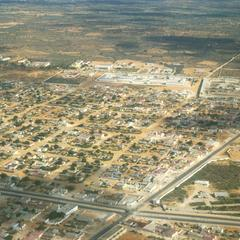 Aerial View of Mogadishu
