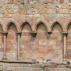 Bolton Priory exterior nave