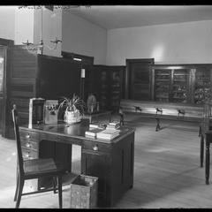 Kemper Hall laboratory - January