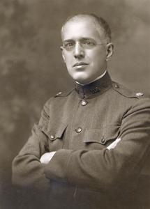 Frederic L. Paxson, professor of history