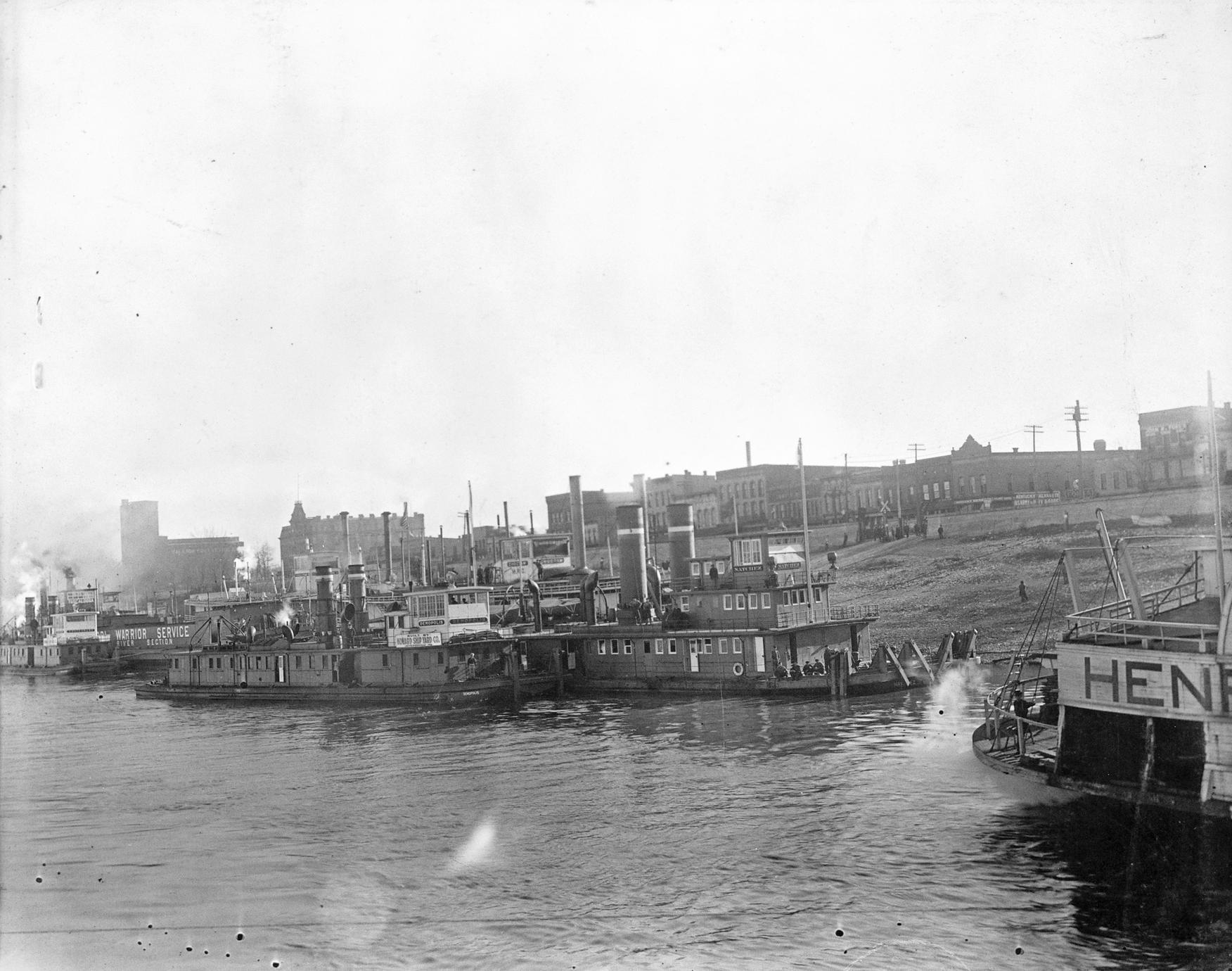 Natchez (Towboat, 1920-1948)