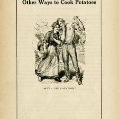 Other ways to cook potatoes