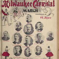 Milwaukee Carnival march