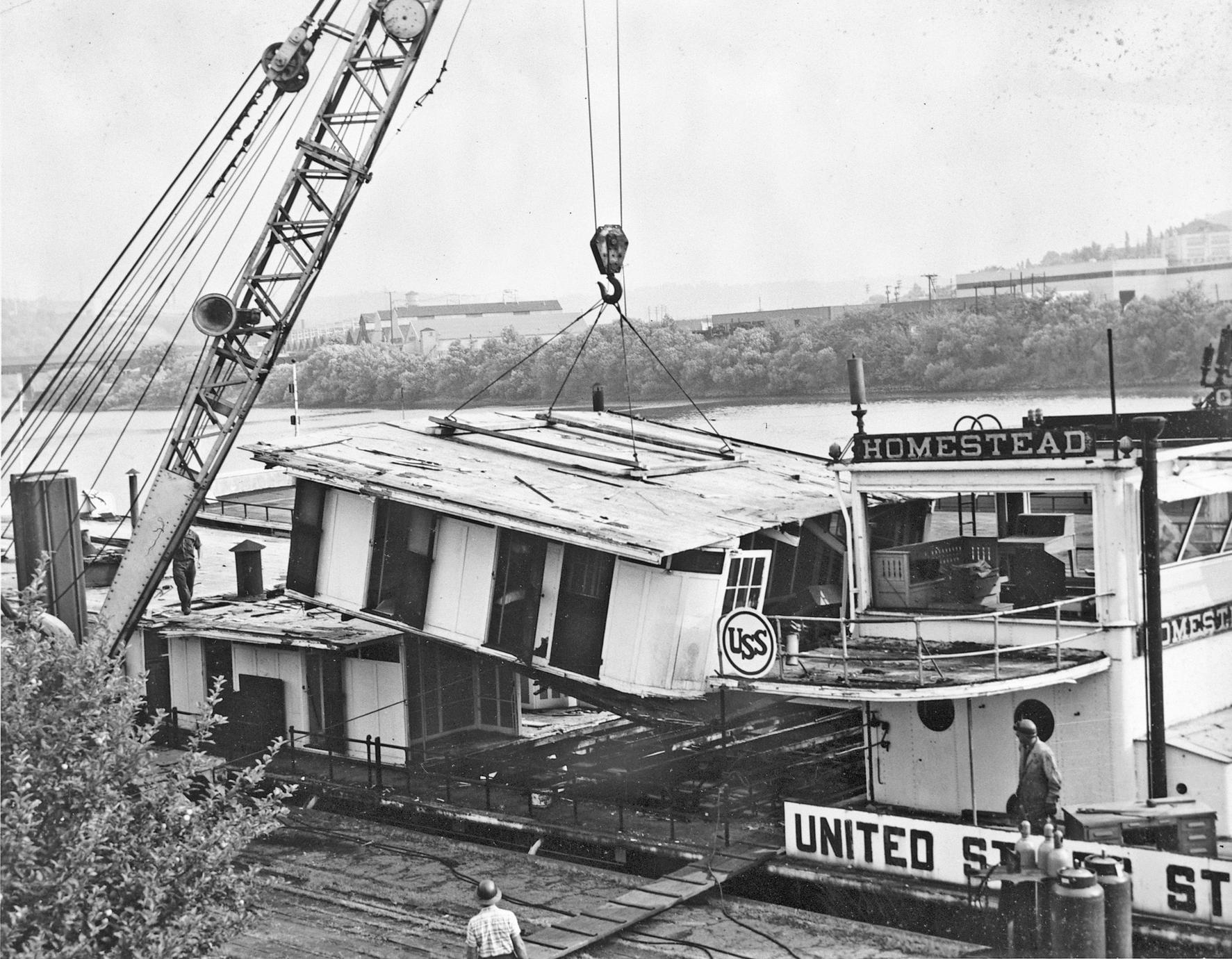 Homestead (Towboat, 1945-1960)