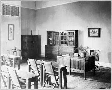 Classroom in Lathrop Hall