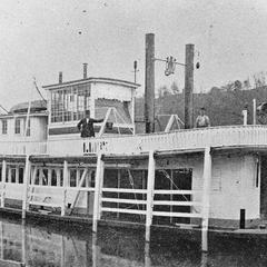 J. O. Watson (Packet/Towboat, 1902-1916)