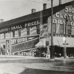 Anspach's Dry Goods Store