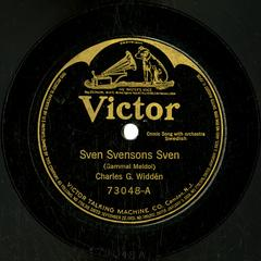 Sven Svensons Sven