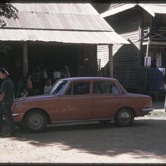 Xayabury : taxis--main street