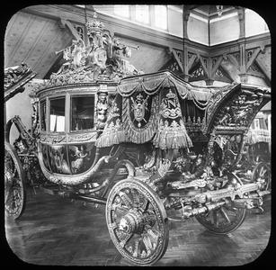 Carriage of Napoleon - Stable of Grand . . .