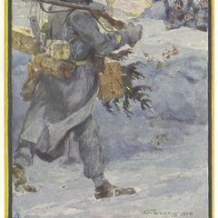 Weihnachten im Felde : 1914
