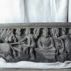 NG293, The First Meditation of Siddhārtha
